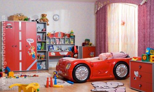 Leo gerbor holding - Lit voiture maison du monde ...