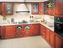 The style of Eva kitchen model evokes a wonderful atmosphere of real classics, which represents the aspiration to reproduce beauty and unique charm of stylization. Its style leaves only pleasant...