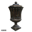 Bronzes Our Bronzes are available in various finishes and are an excellent match with our furniture collections. We offer both small indoor accessories and large outdoor fountains and statues.