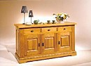 Sideboard, 3 doors, 3 drawers Dimensions : 1800 x 975 x 540