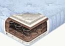 Практичный, надежный и доступный по цене пикованый двусторонний ортопедический матрац. В основе матраца –...