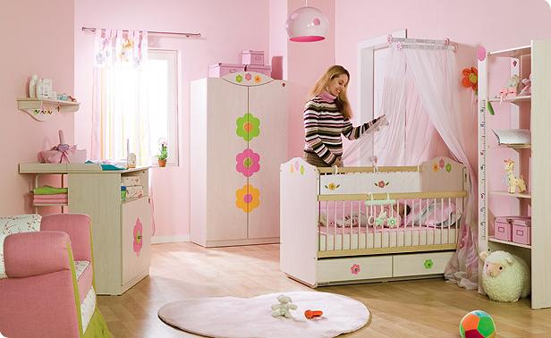 Baby Girl Furniture : baby girls room-cute, CILEK  furniture.eu