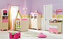 baby girl's room-pink