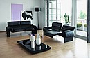 High tech in leather. DS 2000 has a light and airy look. The model's intriguing versatility is not immediately apparent from its external features. Both backrests recline steplessly to form a couch,...