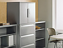 Tu lateral files can be 2- to 5-drawers high. In a touchdown space, Tu bookcases and lateral files with an overfile provide filing space, store supplies, and display books and binders for multiple...