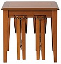 Windsor Folding Nest of Tables