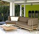 After the dining set the lounge group wins ground outdoors. Nautica is a combination of seating comfort, functionality and aesthetic sense. As there is so much variety in the shapes and dimensions of...