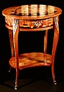 Louis XV side table Mod. CHINESE
