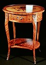 Louis xv style side table Mod. VIOLIN