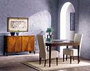 casanova - extended table, chair