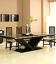 DECO WENGE DINING TABLE