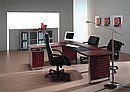Class is a classical high quality line of executive office furniture. Its design is extremely elegant and soft. The elements of the series meet all requirements of functionality and comfort. Modular...
