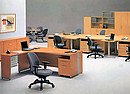 Both design and durability of Supertech series creates satisfaction through the use of composite materials in construction. This system of office furniture is equipped with different modules, which...
